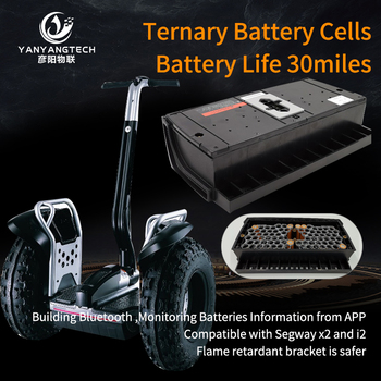Segway Battery BMS Replacement 74V 10Ah 12.8AH Ternary Lithium Battery Pack SGW Battery Diagnostic Instrument and Charger I2 X2