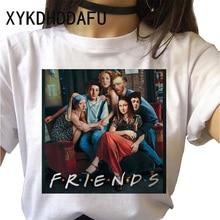 Graphic Tshirt Clothing Female Grunge Aesthetic Women Kawaii Top-Tees Harajuku Femme