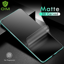 CHYI matte Hydrogel film for oneplus 7t 8 7 pro screen protector soft Curved film for one plus 8t nord 7 6t not tempered glass