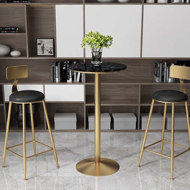 Купить muebles журнальные столы круглые для высоких ножек балкона журнального