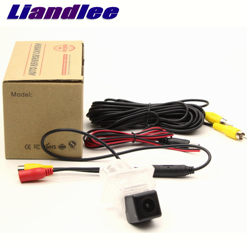 Liandlee Car Rear View Camera For Mercedes Benz E Class W212 W207 C207 Night Vision Reversing Camera Car Back up CAM HD CCD all