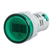 22 мм AC 60 V-450 V цифровые дисплеи вольтметр с подсветкой комбинированный индикатор и Прямая поставка