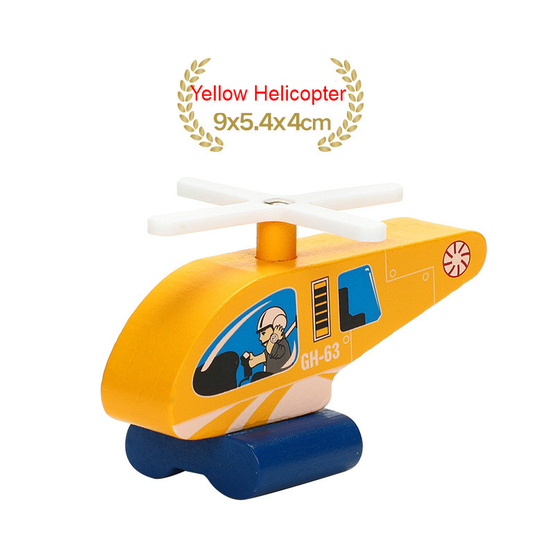 NO 23Yellow Helicopter