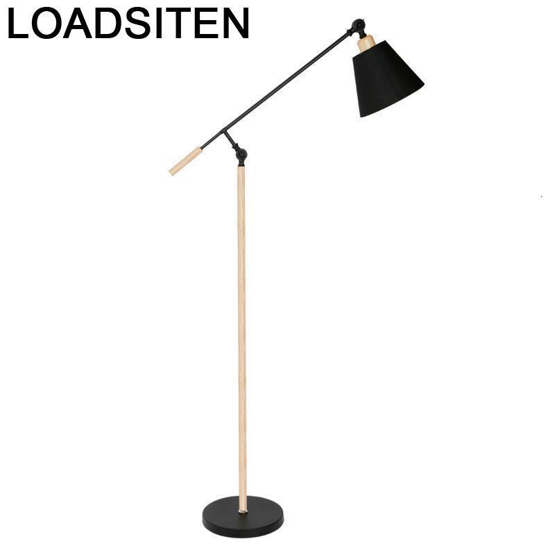 Lampada Da Terra Piantana Staande Lampen Voor Woonkamer Para Salon Lampara De Pie Lamp For Living Room Lampadaire Floor Light