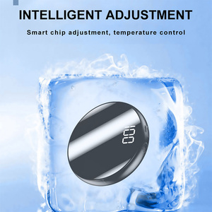 Image 5 - FLOVEME Mirror Power Bank 20000mAh For Xiaomi mi Phone Charger USB Powerbank 20000mAh Carregador Portatil Bateria Externa Movil