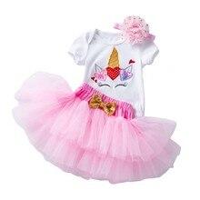 Одежда для младенцев; Платье для девочки преддошкольного возраста 2nd наряд для дня рождения подарок на Новый год, платье-пачка для девочек в...