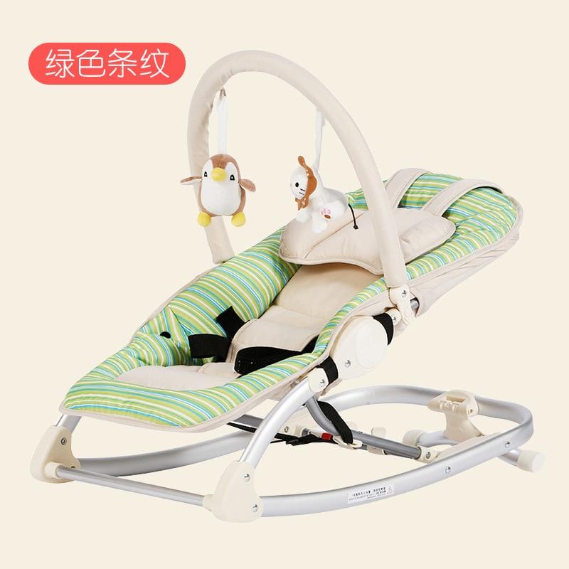 H18623d8cc38b403aaf96aedacc2abe54D Baby rocking chair baby cradle bed comfort recliner baby swing sleeping cradle bed bassinet columpio bebe berceau wholesale