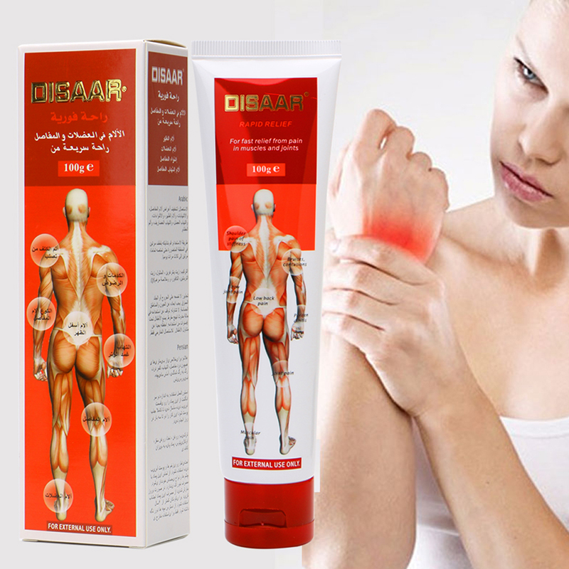 Arthritic Pain Ointment Massage Cream Relief Pain Muscle Joint Essential Oil