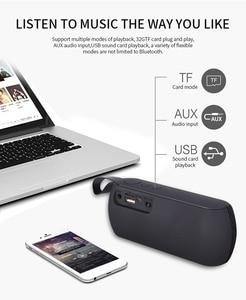 Image 4 - Haut parleur Bluetooth Portable haut parleur extérieur sans fil système de son 3D stéréo musique colonne Radio barre de son avec TF FM