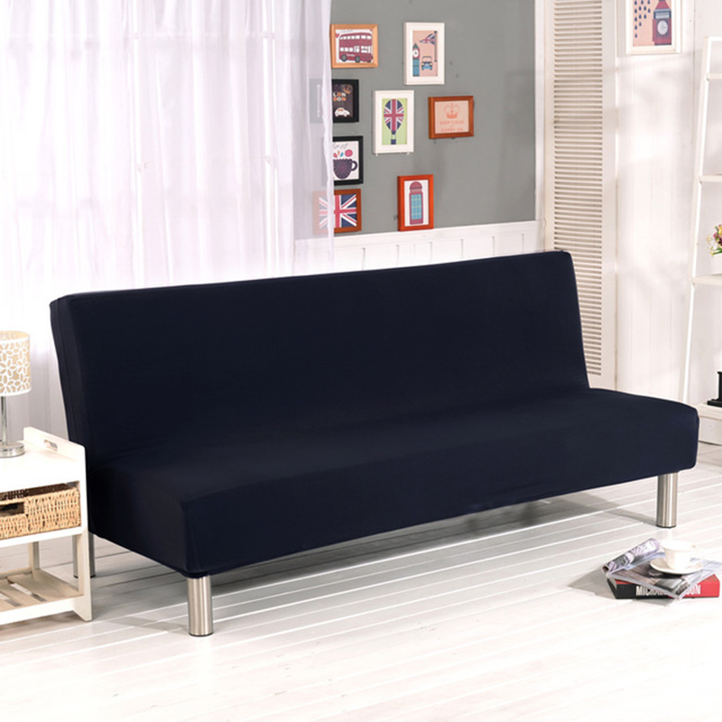 New 1PC All inclusive Sofa Cover Tight Wrap Elastic Protector Sofa Towel Slipcover Covers Without Armrest