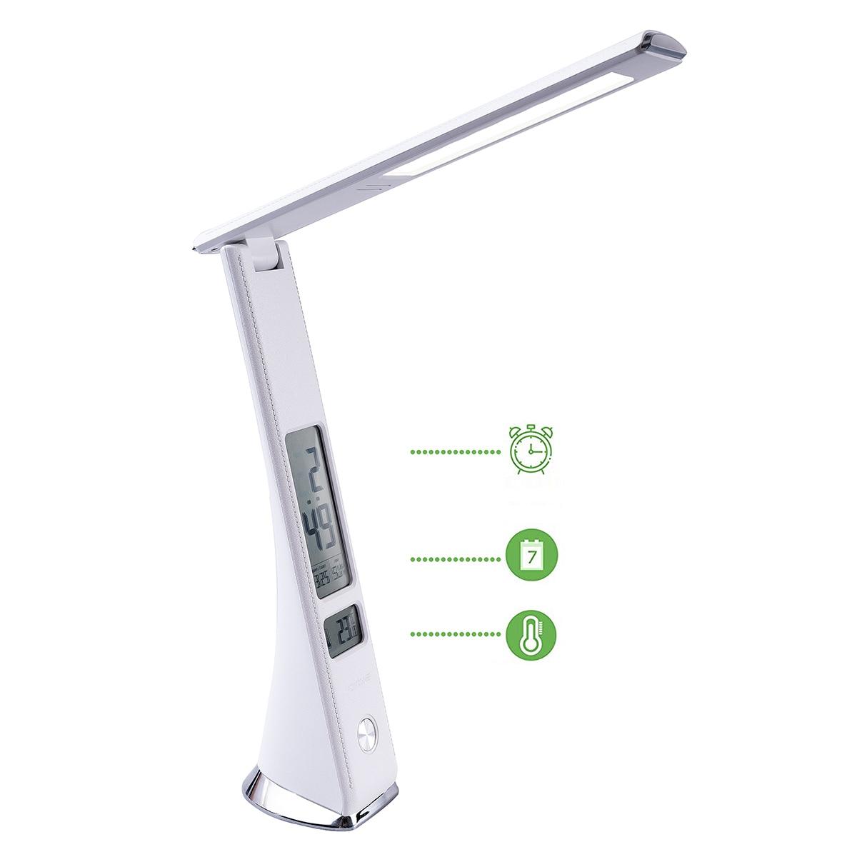 LED lampe de bureau pliable réglable tactile