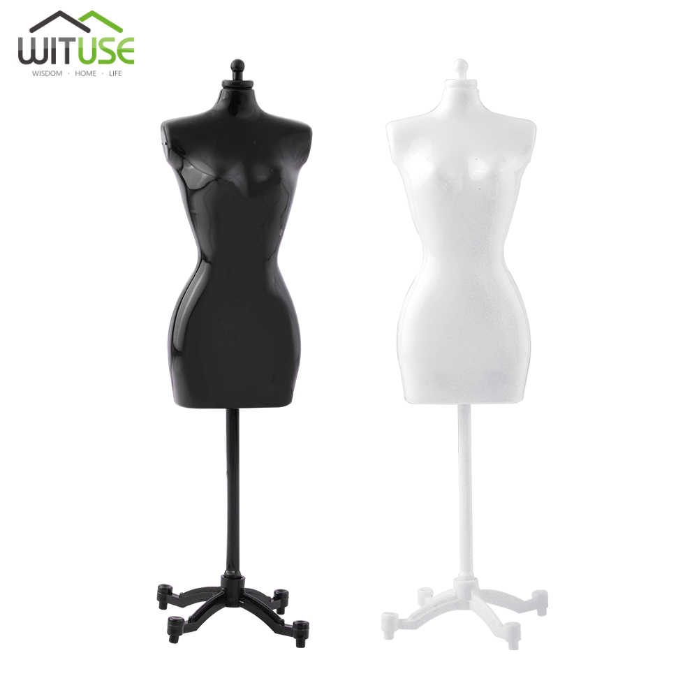 6pcs Doll Display Holder Support Dress Form Clothes Mannequin Model Stand New