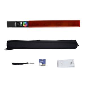 Image 5 - YONGNUO YN360III YN360 III 3200 5500K/5500K Handheld LED Video Light Bar Touch Lamp Adjusting Mode 10 Supplementary Lighting