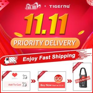 "Image 2 - Tigernu Brand USB Charging Male Backpack Anti Theft  15.6""Laptop Business Backpack Bag Women School Bag Mochila Men Travel Bags"