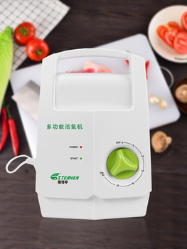 STERHEN ozone generator 220v O3 Timer Air Purifiers ozone purifier Vegetable and fruit washing machine Water Food Sterilizer linlin multifunctional fruit and vegetable purifier ozone machine fruit and vegetable detoxification machine air sterilizer