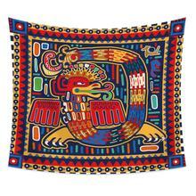 Tapiz de pared bohemio Tapiz de Mandala Tapiz Hippie psicodélico Tapiz paño de pared tapices arte Boho decoración manta Alfombra de pared