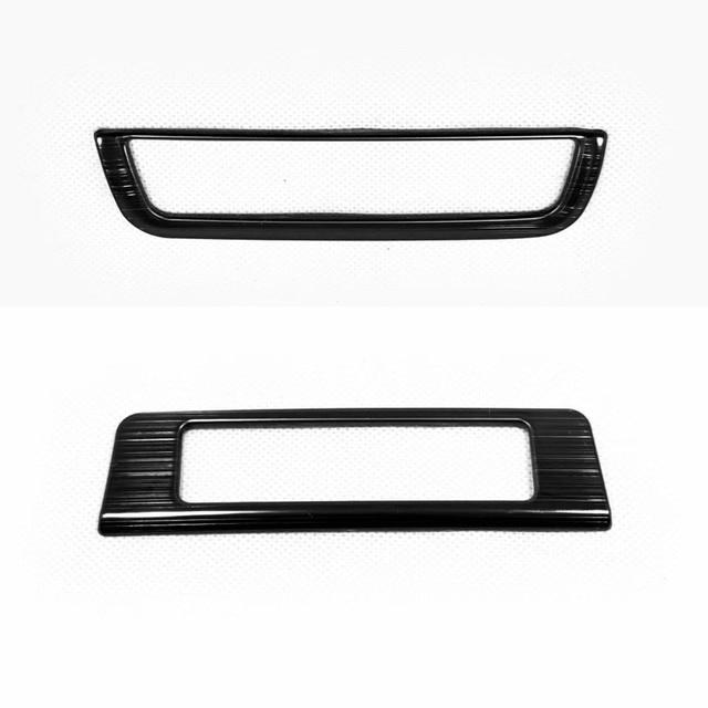 Car Styling Accessori per MAZDA3 Mazda 3 (Lhd) 2019 2020 Faro Pulsanti Trim Lunetta Contorno
