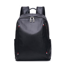 Simple Style Cow Leather Men Backpack Male Travel Bag Backpacks Fashion Genuine Leather Men's Casual Daypacks yupinxuan luxury cow leather backpacks for men large travel bags real leather high capacity genuine leather backpack male bag