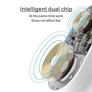 Image 4 - Wireless Charging Pad USB Quick Handy Uhr Dock Qi Drahtlose Ladegerät Für iphone 11 X XS Apple Uhr iwacth samsung Xiaomi