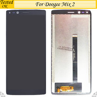 5.99 Inch For Doogee Mix 2 LCD Display and Touch Screen Assembly 100% Tested Working For Doogee Mix2 LCD
