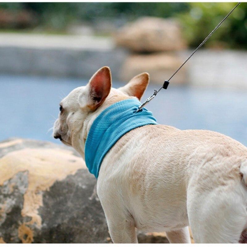 dog cooling neck wrap