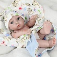 Лидер продаж 26 см кукла для новорожденных Реалистичная ручная