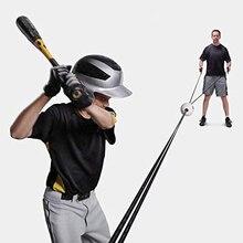 Portable PU Baseball Softball Trainer Set Kit Striker Swing Dynamics For Sport Training Program Baseball Strike Training Tool