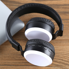 цена на Noise Cancelling Headphones Wireless Bluetooth 5.0 Premium Headphones with Mic Passive Noise Cancellation HiFi Stereo Headset