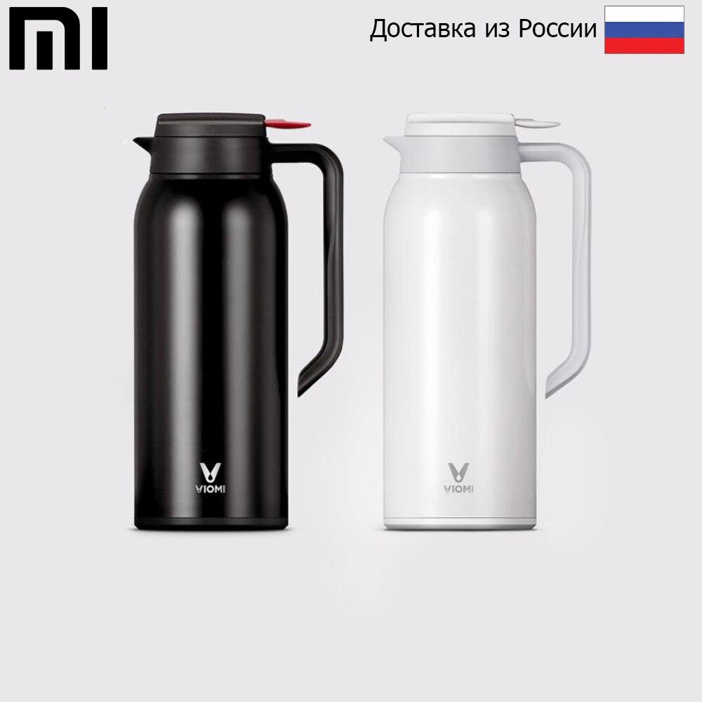 Термос Xiaomi Viomi Steel Vacuum Pot 1.5L (белый/white)|Вакуумные фляги и термосы| | АлиЭкспресс