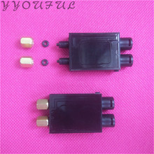 Wide format drucker ersatzteile für Epson Stylus O ring 3*2mm 200 stücke + UV DX7 Dämpfer 100 stücke DHL kostenloser versand
