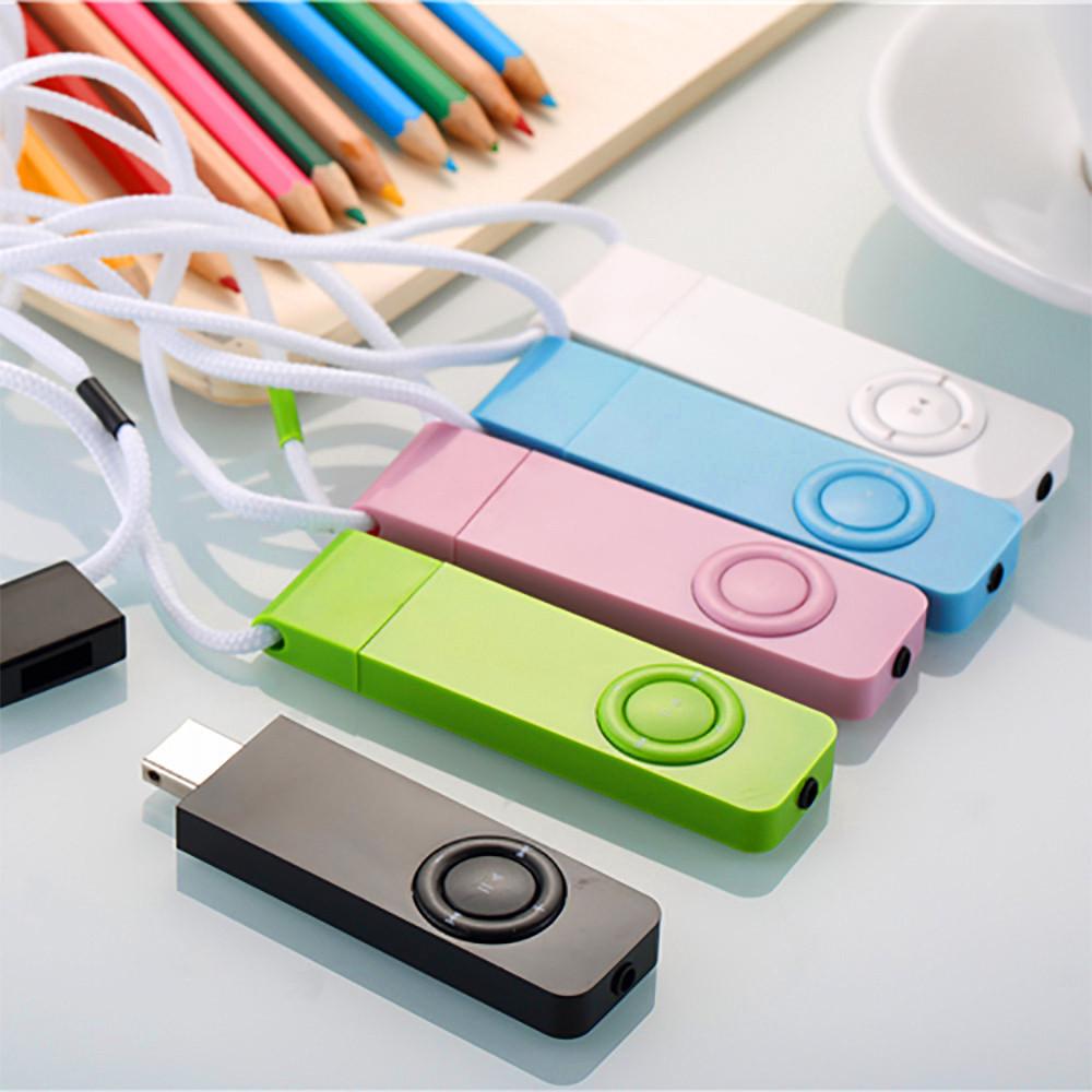 Portable Strip Sport Lossless Sound Music Media MP3 Player Support Micro  Mp 3 Player