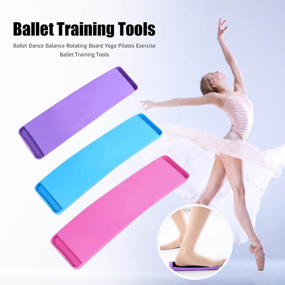 Ballet Dance Balance Rotating Board Trainers Force Core Training Tool Yoga Pilates Exercise Ballet Training Tools Yoga Circles Aliexpress