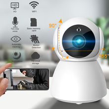 1080P HD Wireless Speed Wifi IP Camera Surveillance NetCam For APP Control Night Vision 2-Way Talk Home Security Guard