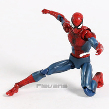 Spider Man The Amazing Spiderman Comic Ver. MAFEX No.075 Act