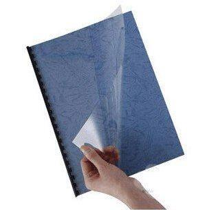 Size A4 0.2mm Transparent Clear PVC Acetate Sheet Plastic Report Cover 2/10/30/50/100 You Choose Quantity