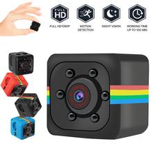 SQ11 Mini kamera HD 1080P czujnik noktowizor kamera Motion DVR mikro kamera Sport DV wideo mała kamera kamera samochodowa DVR kamera tanie tanio SIFREE 1920x1080 CN (pochodzenie) 8 MP CMOS