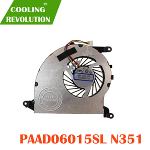 Image 3 - พัดลมระบายความร้อนใหม่สำหรับ MSI GS43VR PAAD06015SL