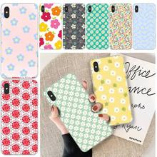 Fashion little flowers Customer High Quality Phone Case For iphone 6 6s plus 7 8 plus X XS XR XS MAX 11 11 pro 11 Pro Max Cover fashion little flowers customer high quality phone case for iphone 6 6s plus 7 8 plus x xs xr xs max 11 11 pro 11 pro max cover