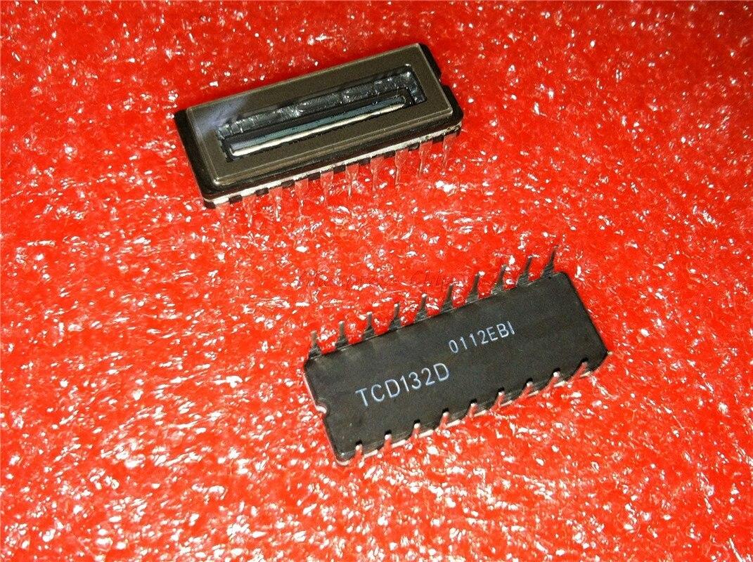 1pcs/lot TCD132DG TCD132D TCD132 CDIP-20 CCD LINEAR IMAGE SENSOR New Stock IC. In Stock