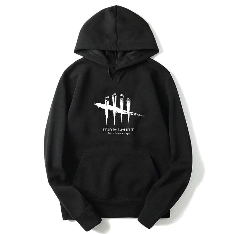 Autumn Men Fashion Sportswear Dead By Daylight Print Hoodies Boys Cotton Hooded Pullovers Unisex Harajuku Streetwear Sweatshirts 14