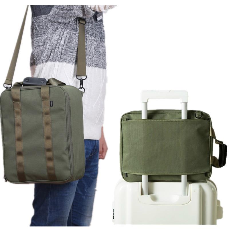 Briefcase Women Shoulder-Bag Travel-Bag Short-Distance And Boarding Multi-Function Slung