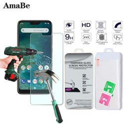На Алиэкспресс купить стекло для смартфона tempered glass for xiaomi mi a2 lite/xiaomi redmi 6 pro screen protector