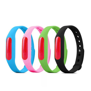 1/2PCS Anti Mosquito Wristband Capsule Pest Insect Bugs Control Mosquito Repellent Mosquito Killer Wristband For Kids image