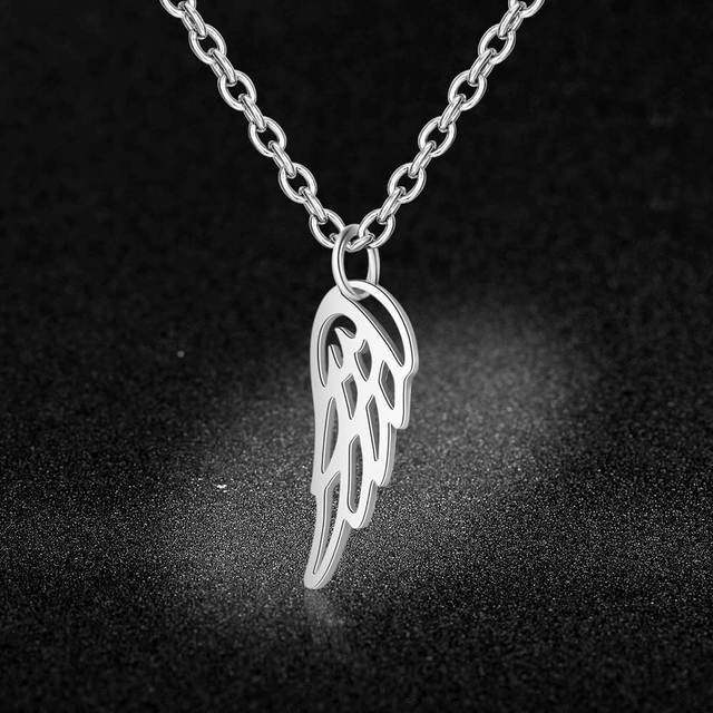 Stainless Steel Angel Wing...