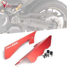 T MAX 530 Motorcycle accessories Belt Guard Cover Protector For Yamaha TMAX 530 T-MAX 530 DX TMAX530 2017 2018 2019 motorcycle accessories parts for yamaha tmax 530 t max 530 tmax530 2012 2016 chain belt guard cover protector motorbike spare