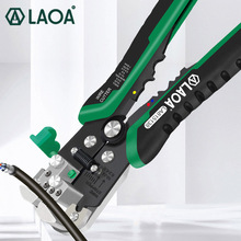 LAOA dénudeur de câbles électriques professionnel multifonctionnel, dénudeur automatique de câbles