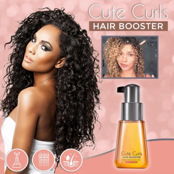 Hair Curling Spray 1