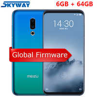 Official Global Firmwar Meizu 16th 16 th 6GB 64GB Snapdragon 845 Octa Core 6.0 inch 2160x1080P 3010mAh Battery Dual Rear Camera