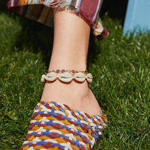 Ztech Anklets for Women shell Foot Jewelry Summer Beach Barefoot ankle on leg Ankle strap Bohemian Accessories anklets