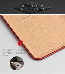 Image 3 - 100% حافظة جلدية اصلي لهواتف ابل ايفون 6 6S 7 8 Plus SE 2020 Fundas فاخرة مع هدية مجانية واقي للشاشة